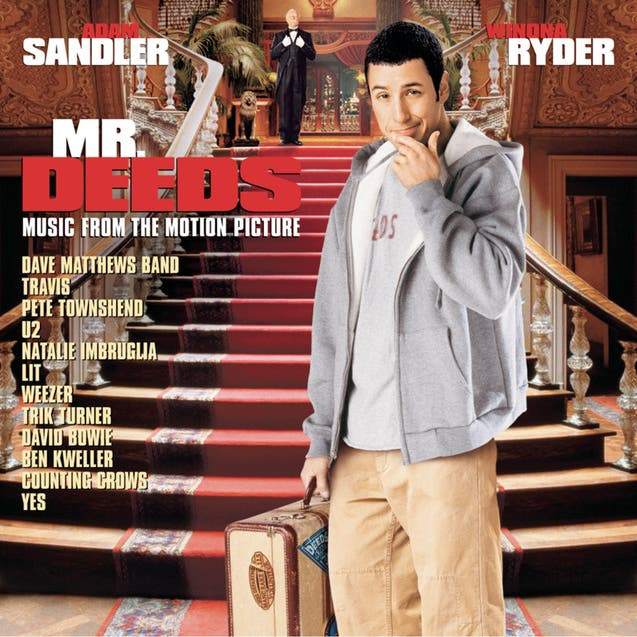 Mr. Deeds Soundtrack