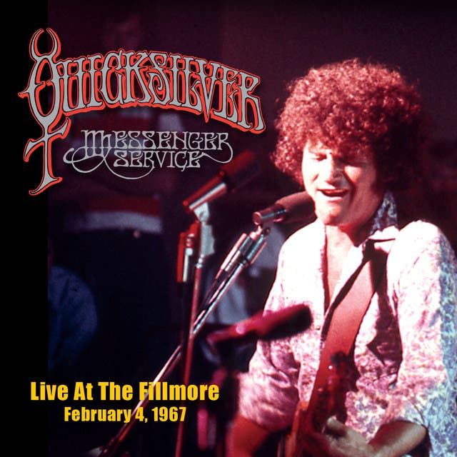 Live At The Fillmore - February 4, 1967
