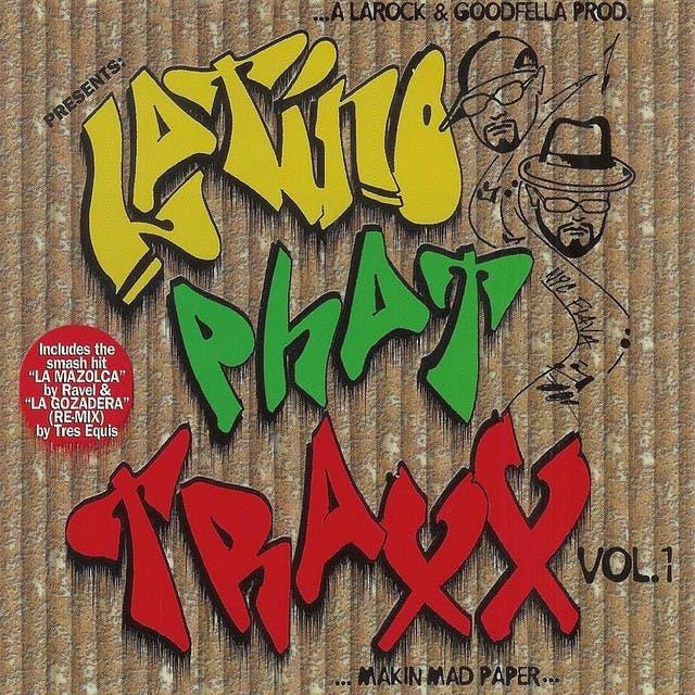 Latino Phat Traxx Vol. 1