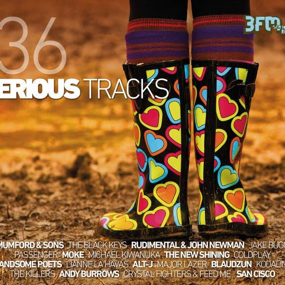 3FM - 36 Serious Tracks [2]