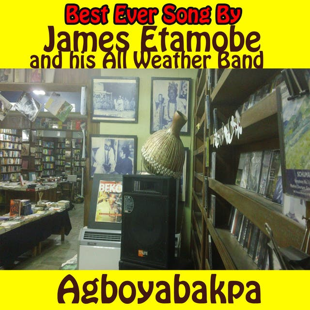 James Etamobe