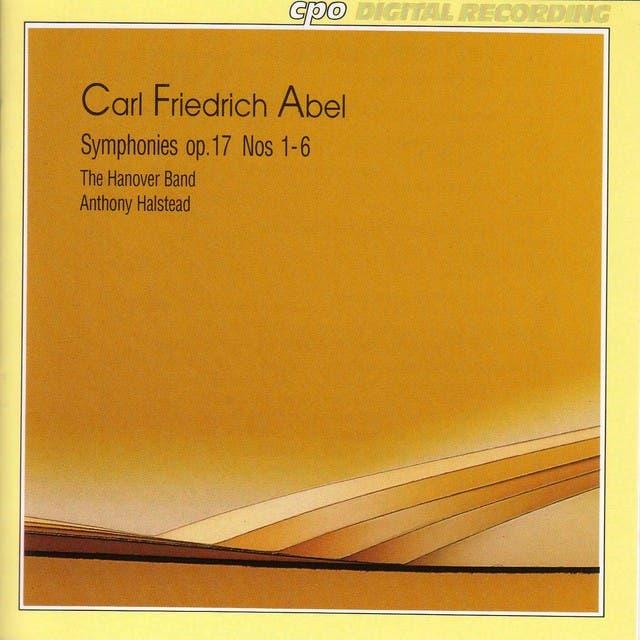 Abel, C.F.: Symphonies, Op. 17, Nos. 1-6