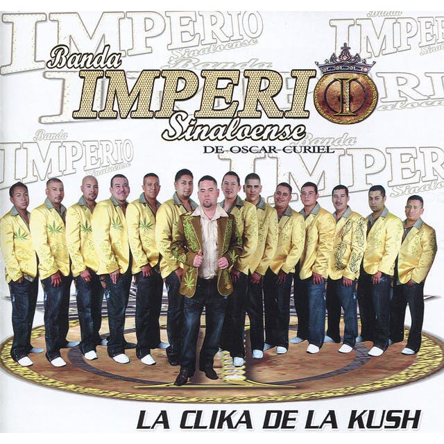 Banda Imperio Sinaloense De Oscar Curiel
