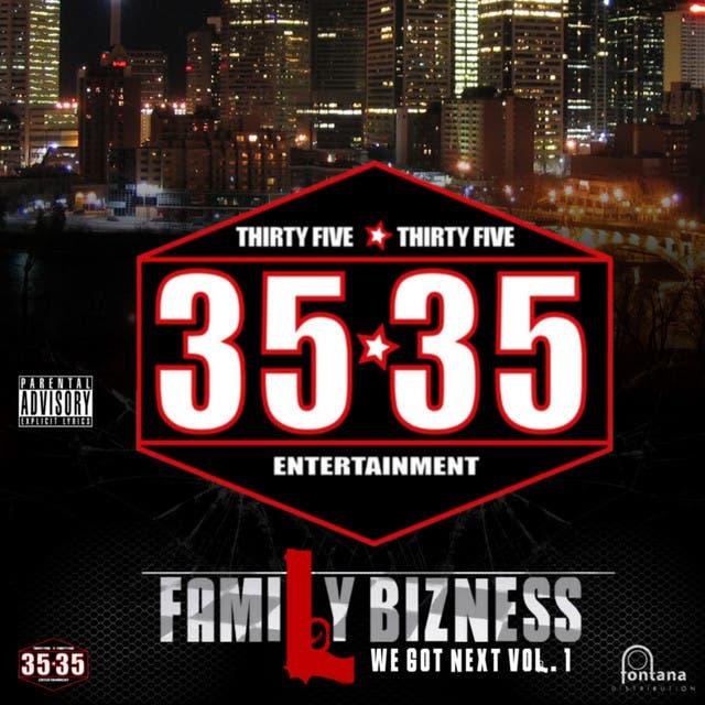 35*35 Family Bizness We Got Next Vol.1