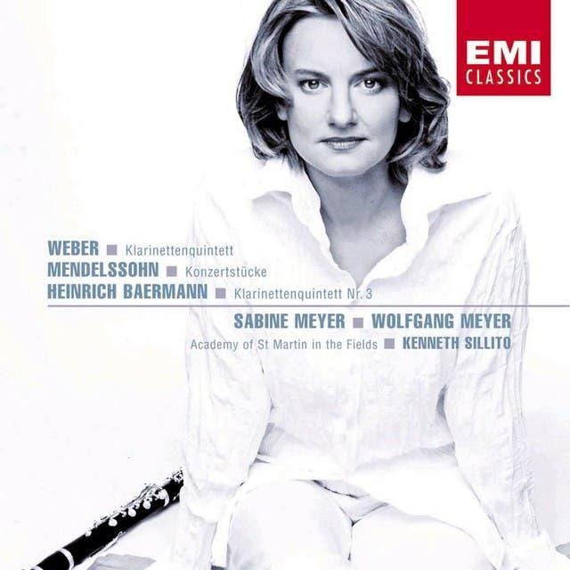 Weber, Mendelssohn, Bärmann : Chamber Music For Clarinet