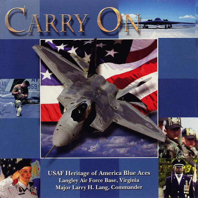 USAF Heritage Of America Blue Aces