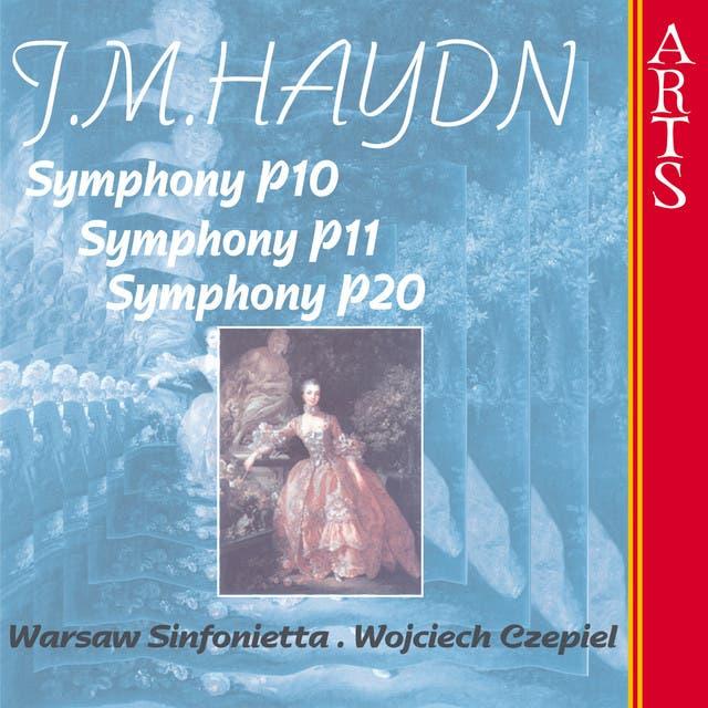 Warsaw Sinfonietta & Wojciech Czepiel