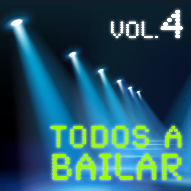 Todos A Bailar  Vol.4
