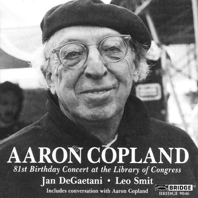 Aaron Copland: 81st Birthday Concert