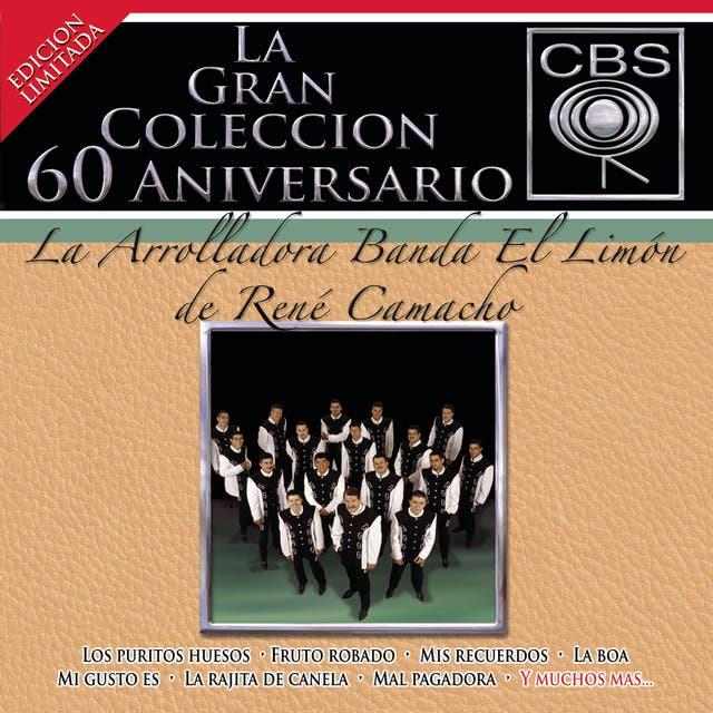 La Gran Coleccion Del 60 Aniversario CBS - La Arrolladora Banda El Limon De Rene Camacho