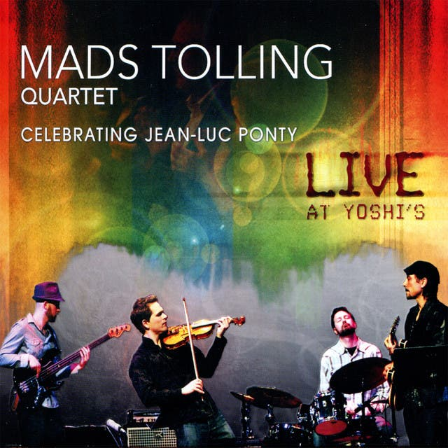 Mads Tolling Quartet image