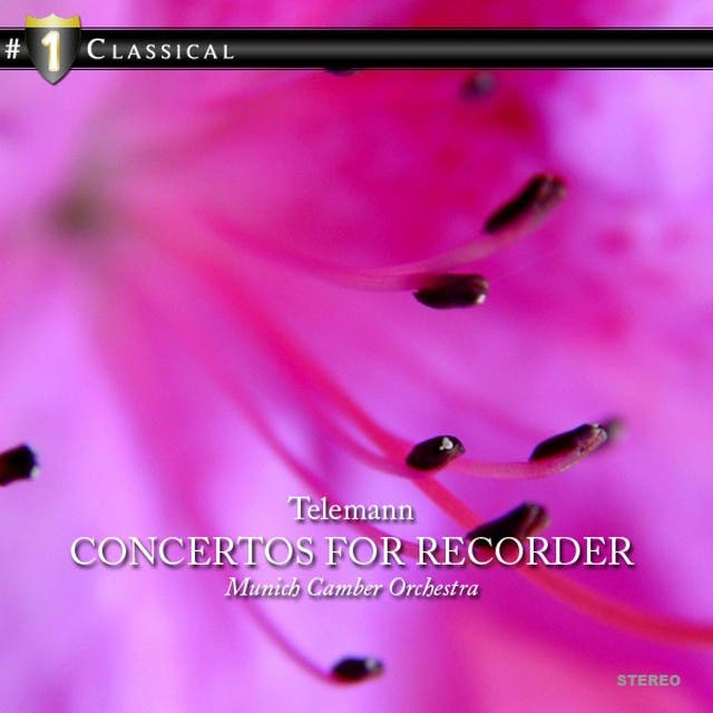 Telemann: Concerts For Recorder