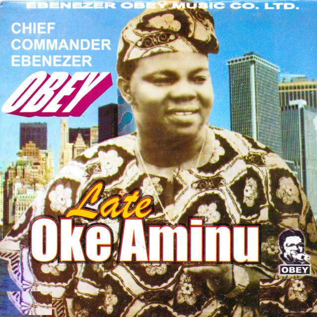 Late Oke Aminu