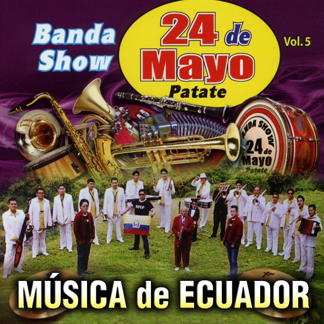 Música De Ecuador Vol 5