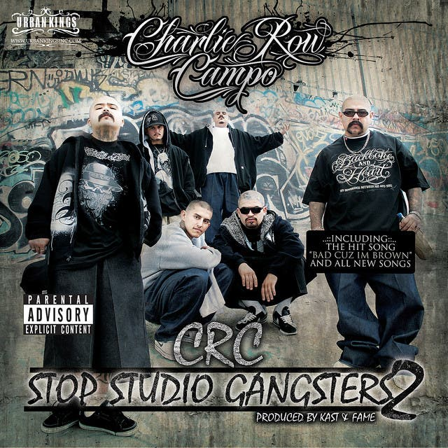 Charlie Row Stop Studio Gangsters Vol. 2