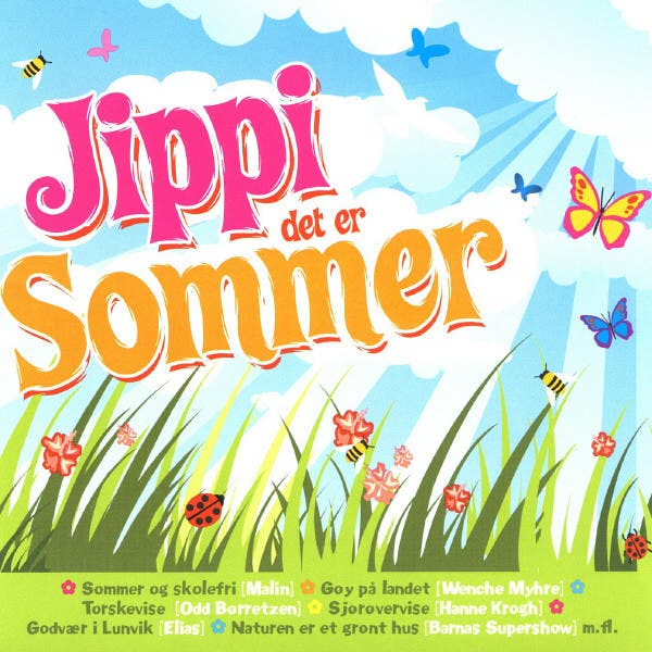 Jippi Det Er Sommer