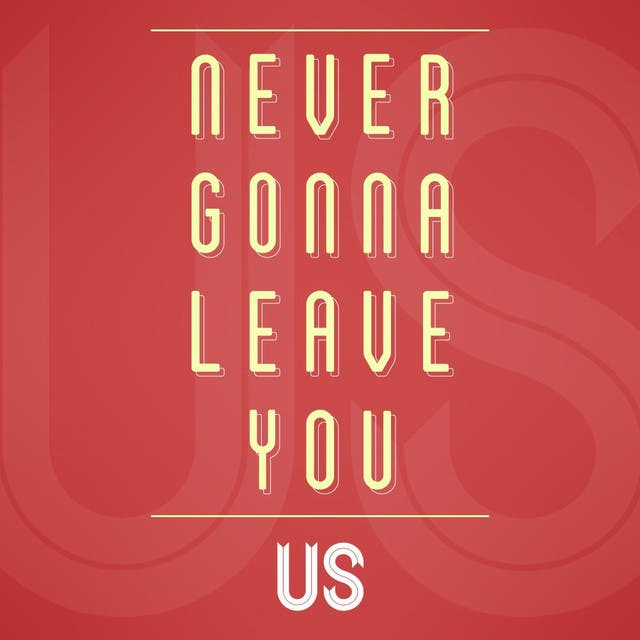 Never Gonna Leave You - Single