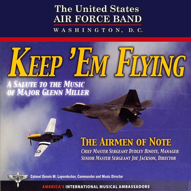 US Air Force Band Airmen Of Note