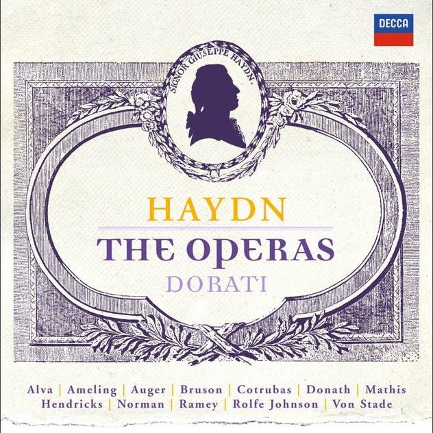 Haydn: The Operas