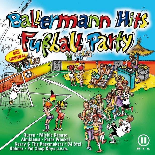 Ballermann Hits - Fussball Party (Austria/Switzerland Version)