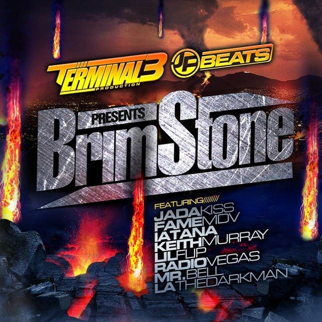 TERMINAL 3 Presents BRIMSTONE
