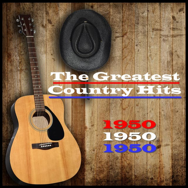 1950 - Country - The Greatest Hits