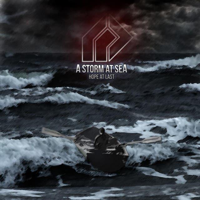 A Storm At Sea image