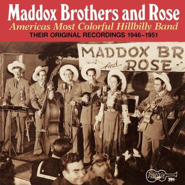 Maddox Brothers And Rose image
