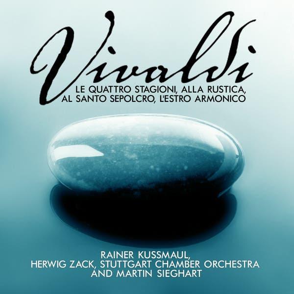Vivaldi: Le Quattro Stagioni, Alla Rustica, Al Santo Sepolcro, L'Estro Armonico