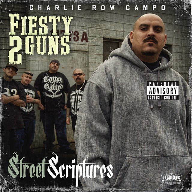 Fiesty 2 Guns Of Charlie Row Campo