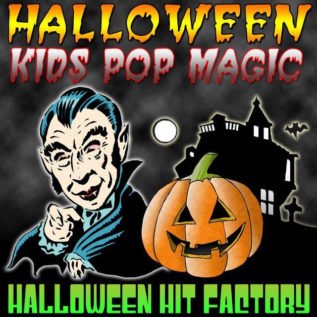 Halloween Kids Pop Magic
