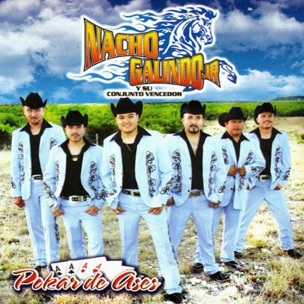 Nacho Galindo JR Y Su Conjunto Vencedor