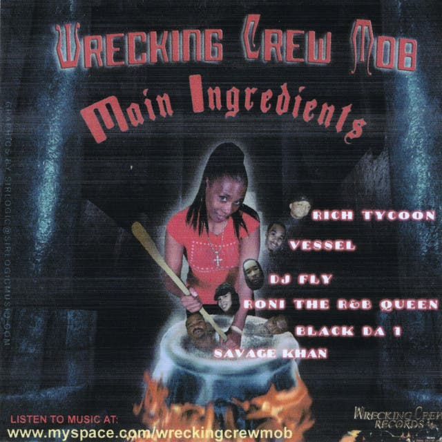 Wreckingcrew Mob Main Ingredients