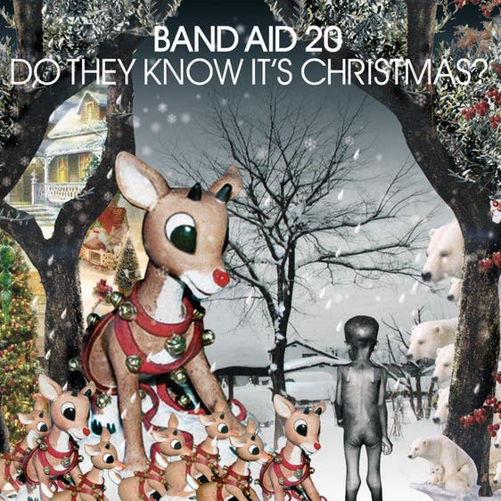 Band Aid 20 image