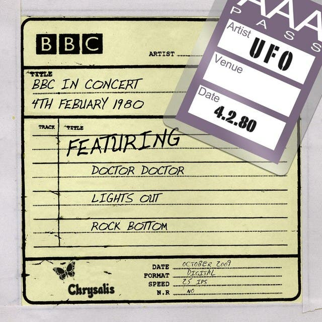 UFO - BBC In Concert (4th February 1980)