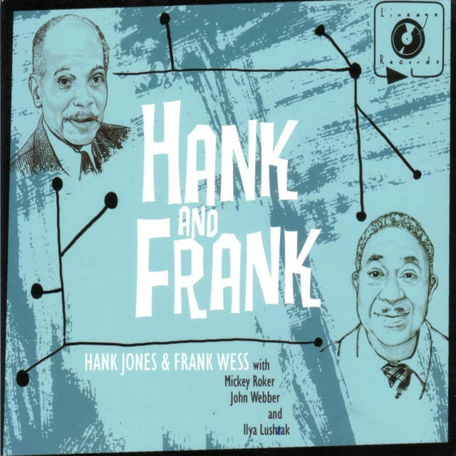 Hank Jones &Frank Wess image