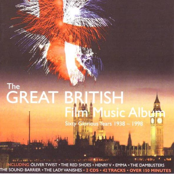 Great British Film Music (Original Soundtrack)