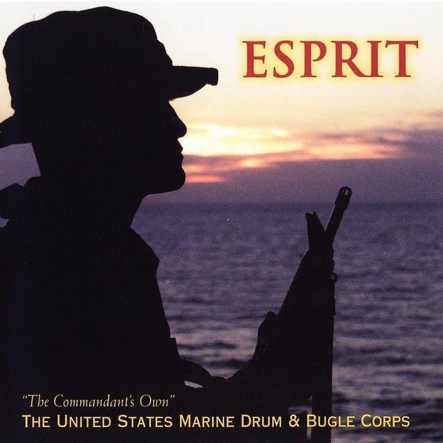 US Marine Drum & Bugle Corps image