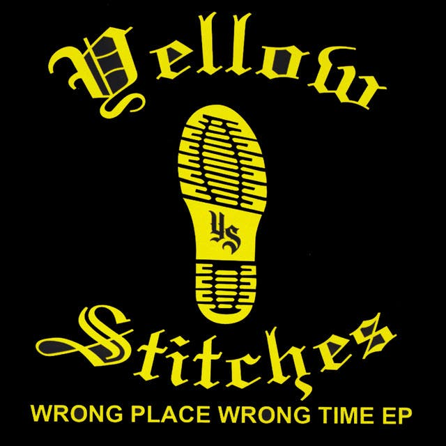 Yellow Stitches