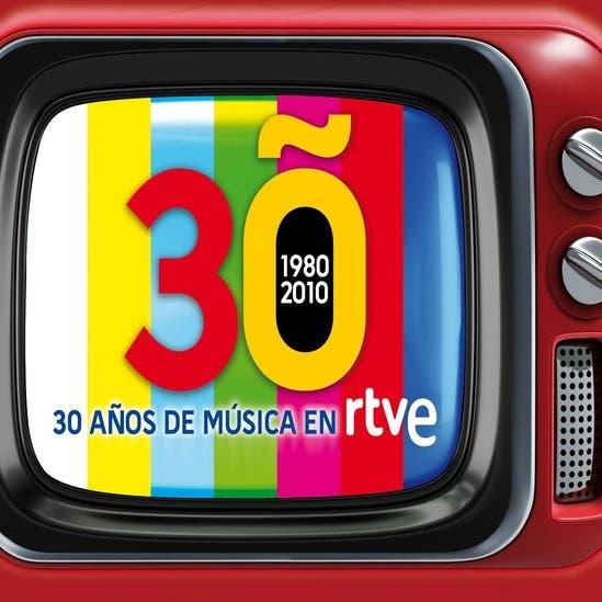 30 Años De Musica En TVE. 1980-2010
