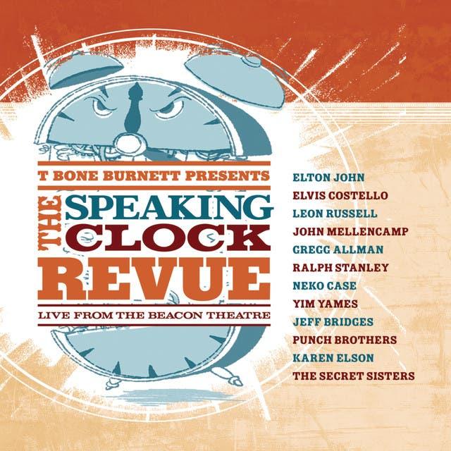 T Bone Burnett Presents: The Speaking Clock Revue - Live From The Beacon Theatre