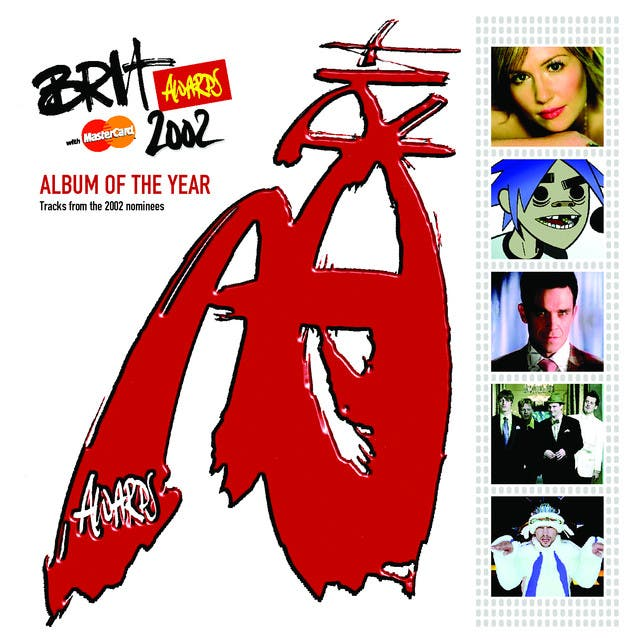 The Brit Awards 2002 Album Of The Year
