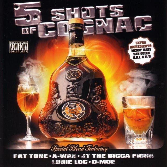 FriscoStreetShow...5 Shots Of Cognac