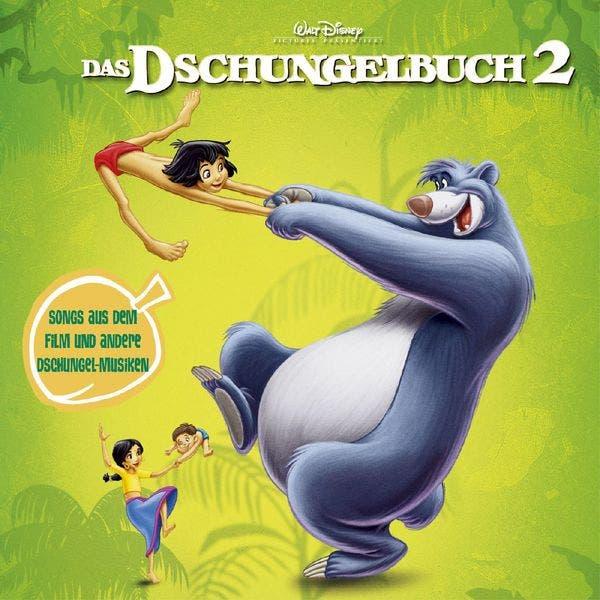 The Jungle Book 2 Original Soundtrack - German Version