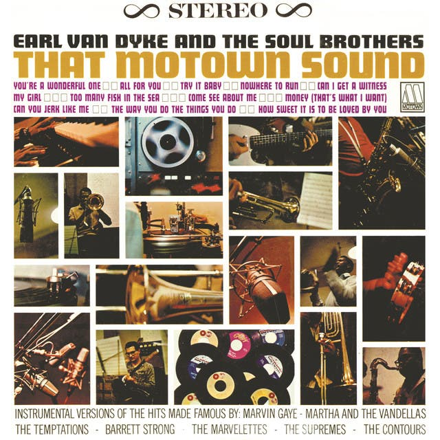 Earl Van Dyke & The Soul Brothers image