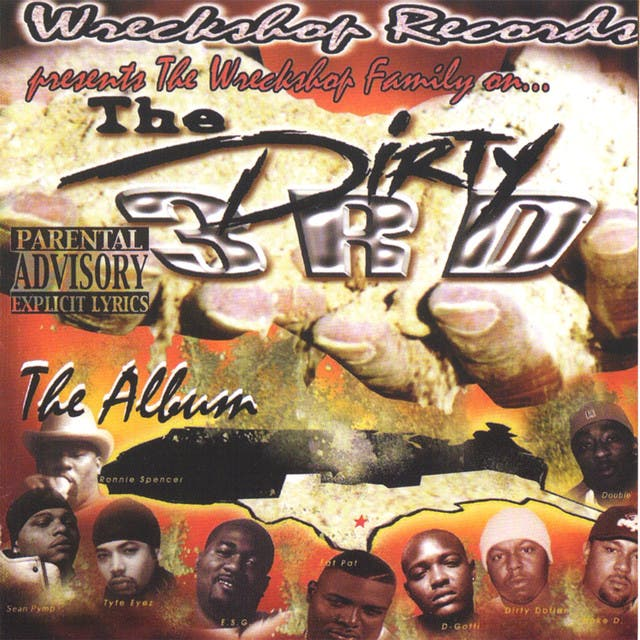 The Dirty 3rd: The Album: Sntrk