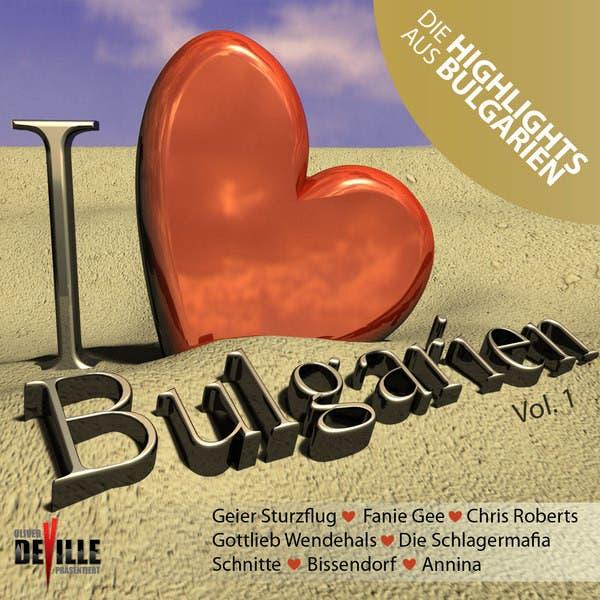 I Love Bulgarien
