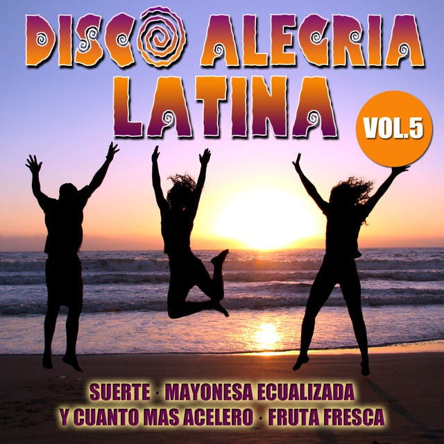 Disco Alegria Latina  Vol. 5