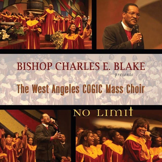 West Angeles Cogic Mass Choir And Congregation