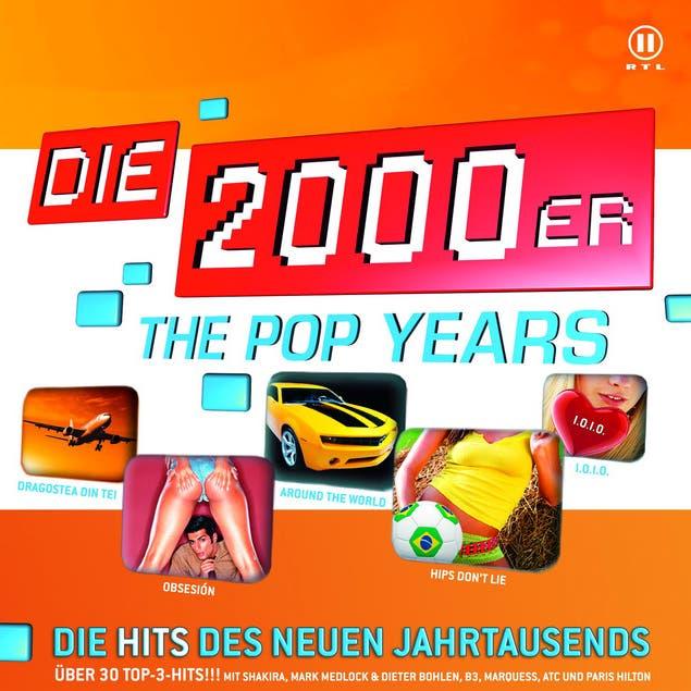Pop Years 2000er - Hits